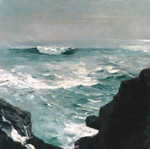 art of the day winslow homer west point prouts neck