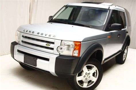 land rover financing new bedford sell used we finance 2006 land rover lr3 4wd power