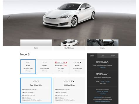 Tesla Home Page Tesla Ups The Ante With 100kwh Battery And Even More