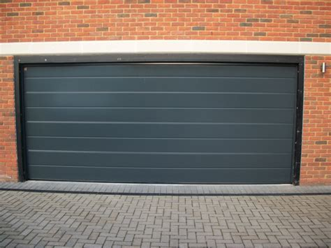 Hormann Sectional Garage Doors Reviews by 2 Hormann Sectional Doors Fitted In Oxshott Surrey