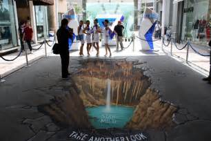 3d Artist by The 5 Most Talented 3d Sidewalk Artists Bored Panda