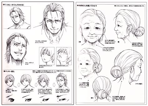 how to draw manga face expressions drawing anime www pixshark com images