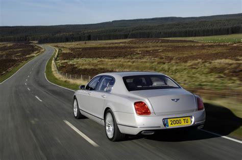 bentley continental flying spur the new bentley continental flying spur speed