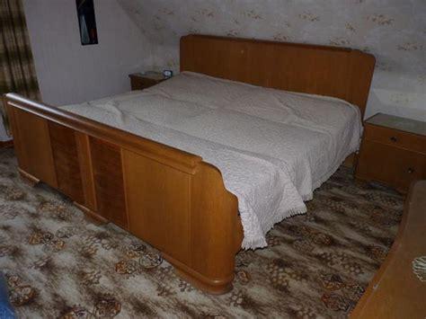 Schlafzimmer 50 Jahre by Altes Schlafzimmer Komlett 50er Jahre In Ebernhahn