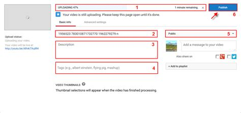 cara upload video di youtube melalui android cara mudah upload video youtube terbaru melalui pc