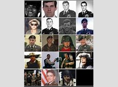 Life Goes On • The Faces of Mogadishu SGT Cornell Lemont... Matt Rierson Delta Force