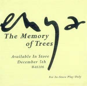 Enya Memory Of Trees Vinyl - enya the memory of trees us promo cd album cdlp 68592