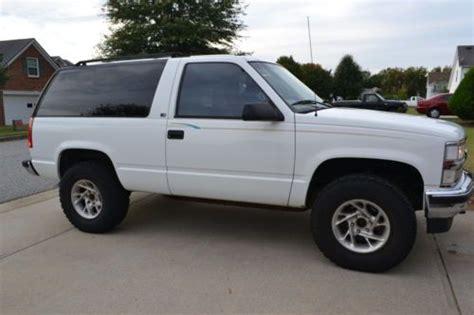 buy used 1998 chevrolet tahoe ls sport utility 2 door 5 7l