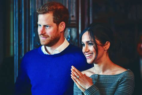How Prince Harry and Meghan Markle Met on a Blind Date