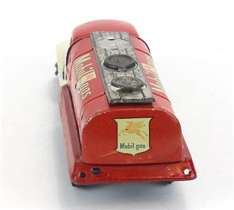 ford sss ford friction mobilgas tanker truck sss japan vintage findz