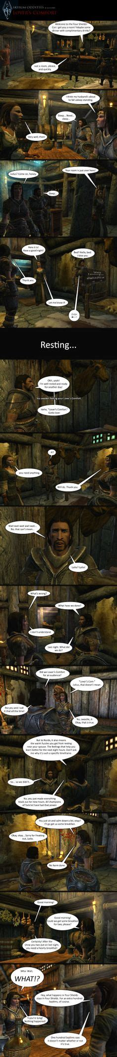 skyrim lovers comfort 1000 images about skyrim on pinterest the elder scrolls