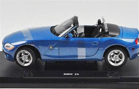 Bmw Z4 Roadster Diecast Ofc blue gray 1 18 scale welly diecast bmw z4 roadster model