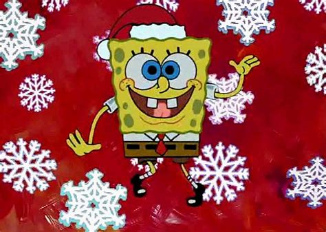 spongebob squarepants images spongebob christmas 2