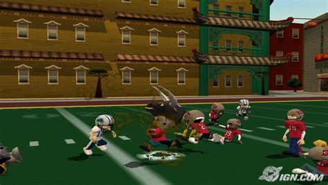 backyard football xbox backyard football 10 screenshots pictures wallpapers