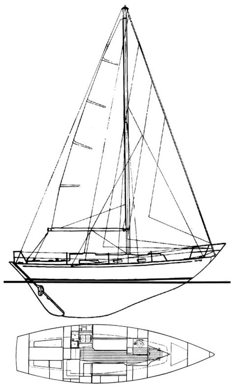 sailboat rubber st rustler 31 sailboat specifications and details on
