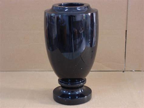 Vases For Gravestones by Carved Granite Flower Vases For Gravestone Buy