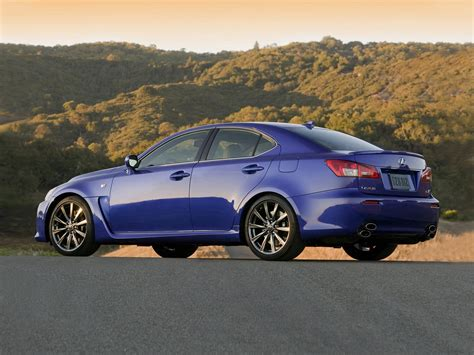 2011 lexus isf review 2011 lexus is f price photos reviews features
