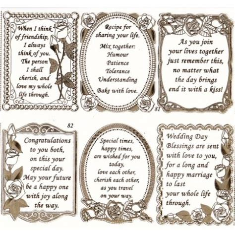 quotes to put into a wedding card collection wedding card sayings photos daily quotes