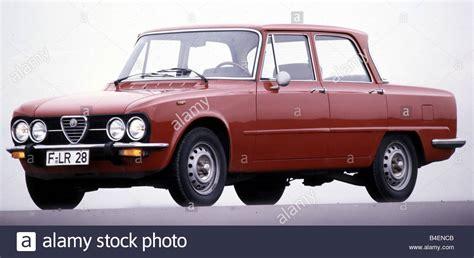 1960s alfa romeo car alfa romeo giulia 1600 sedan model year approx
