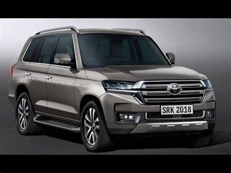 Toyota Land Cruiser V8 2020 by 2020 Toyota Land Cruiser Rendering Looks Awasome