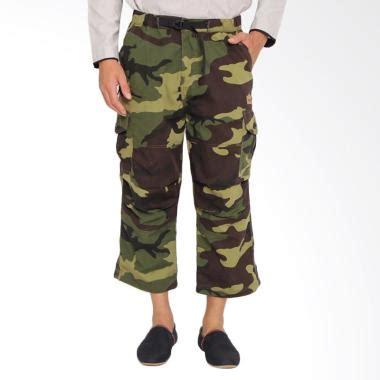 Celana Olah Raga Loreng jual zayidan sirwal loreng army celana muslim woodland usa harga kualitas terjamin