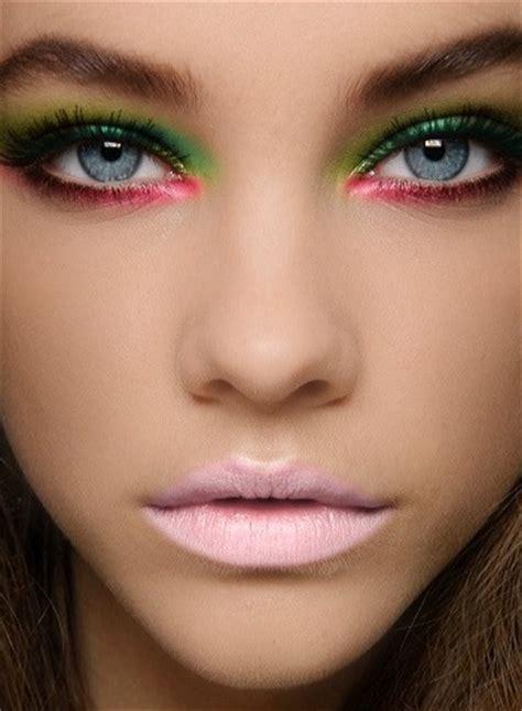 charming  sensational pastel makeup   classy
