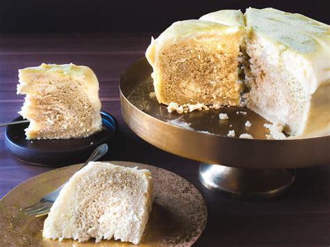 Oven Roti Bakar gestoomde cake roti kukus koken met kennis