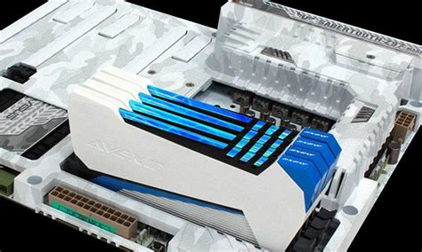 Ram Avexir avexir launches raiden ddr3 ram featuring blue plasma ram news hexus net