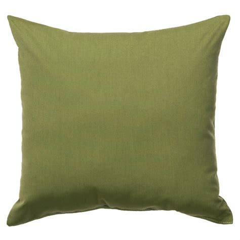 Outdoor Sunbrella Throw Pillows by Spectrum Cilantro Sunbrella Outdoor Throw Pillows On Sale