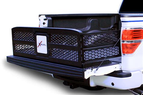 pickup truck bed extender x treme gate slide out truck bed extender free shipping