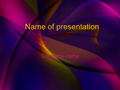 Download Free Theatre Theme Powerpoint Template For Presentation Microsoft Powerpoint Templates Theatre