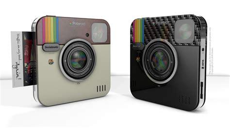 new polaroid polaroid to release instagram socialmatic