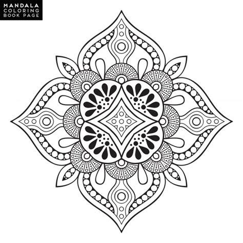 arabic pattern name mandala de la flor vintage elementos decorativos patr 243 n