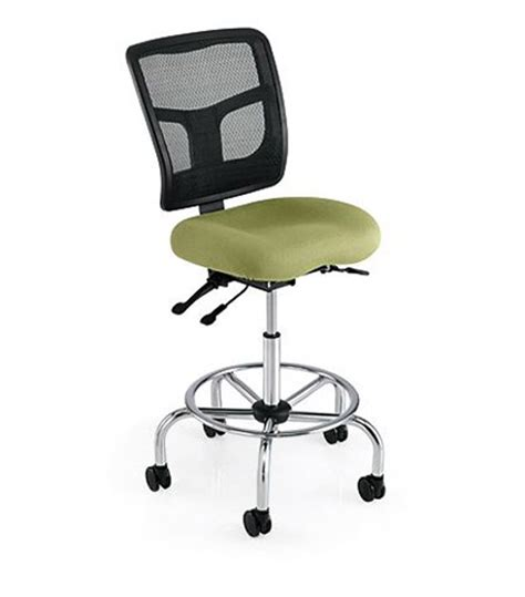 Office Master Yes Chair by Office Master Grade 5 Fabric Yes Series Mesh Back Stool Ys73 Mesh Office Chairs