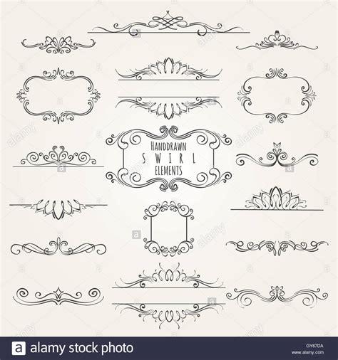 border decorative vintage elements vintage decorative swirl borders frames and dividers
