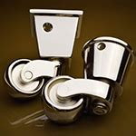 cup casters for table legs furniture casters brass casters horton brasses inc