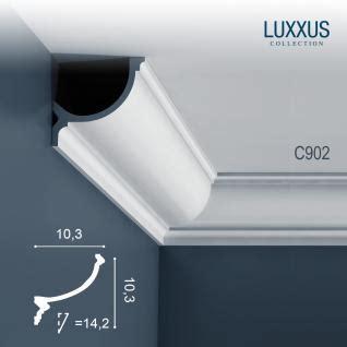 gesims beleuchtung stuck eckleiste orac decor c902 luxxus f 252 r indirekte