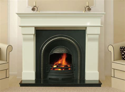 Fireplaces Ireland hyde marble fireplace in ivory pearl marble fireplaces