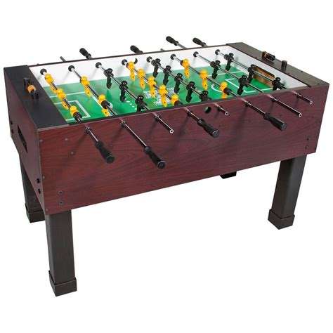 Foosball Tables by Tornado Sport Foosball Table