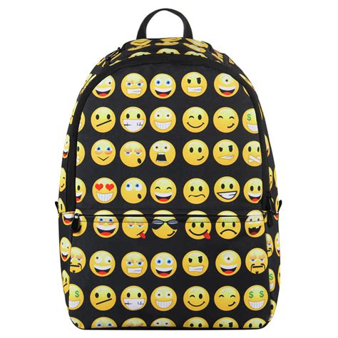 Adorable Backpacks By Barecreations by Aliexpress Buy Veevanv Hynes Eagle Emoji