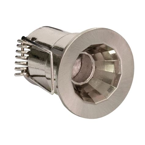 Armatur Lu Downlight ceiling downlight fixed satin nickel g4 non waterproof