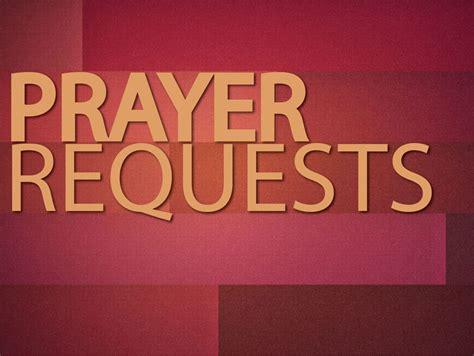 prayers for a church