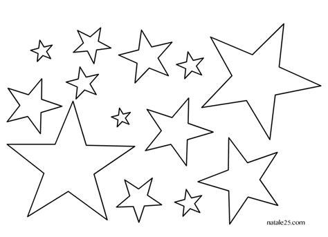 clipart stelle disegni da colorare di cuori e stelle