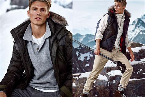 massimo dutti apres ski autumn winter 2015 campaign