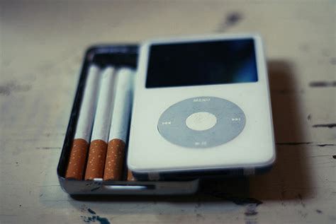 diy cigarette ipod cigarette