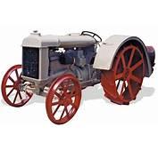 Henry Ford's Revolutionary Farm Tractor