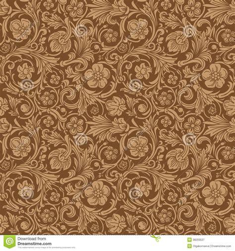 ornamental seamless pattern vector vintage classic ornamental seamless vector pattern royalty