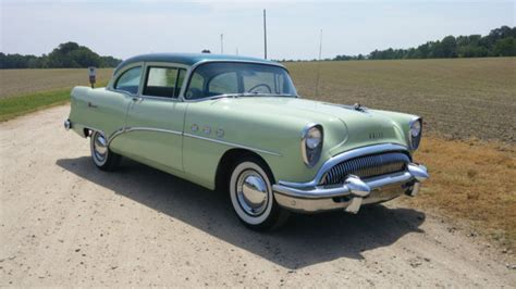 buick special sedan 1954 green for sale a3017850 1954
