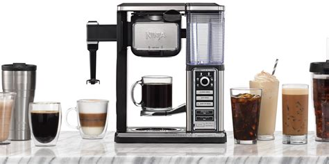 clean light on ninja coffee bar enter our sweepstakes to win a ninja coffee bar system