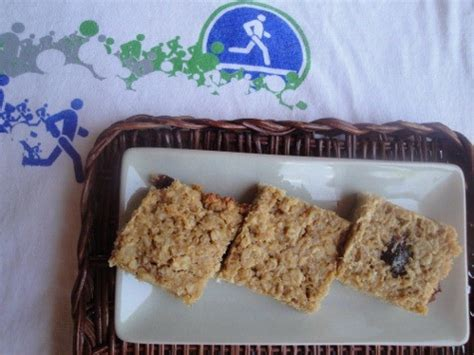 fuel to go homemade protein bars girls dish peanut butter oatmeal protein bar recipe